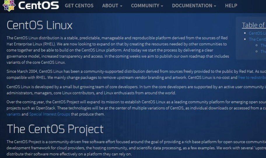 Как обновить версию ядра в CentOS 7