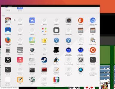 Ускорение Ubuntu 17.04