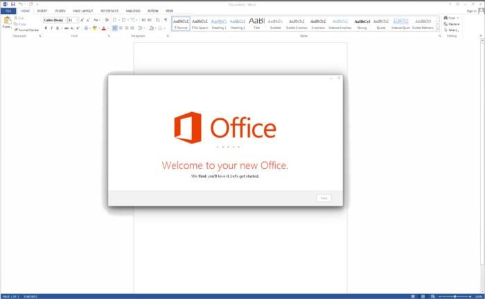 Установка Microsoft Office Linux
