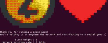 Как майнить ZCash на Ubuntu