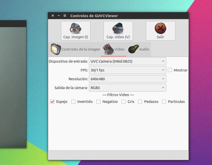 Настройка Веб-камеры в Linux