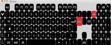 экранная клавиатура в Linux