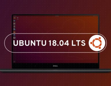 Установка Ubuntu 18.04